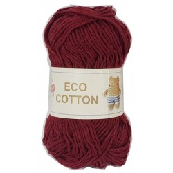 ECO COTTON 470 ROJO