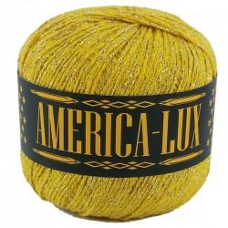 AMERICA LUX 14 AMARILLO + ORO