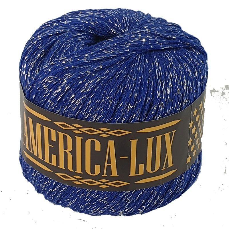AMERICA LUX 50 AZUL + PLATA