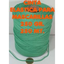 ELASTIC MASCARILLA 500 GR. 04 VERDE