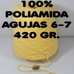 P DORA AMARILLO 420 GR.