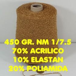 PLUMA 443 TOSTADO C. 450 GR.