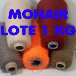 MOHAIR LOTE 10