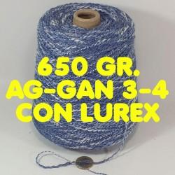 W RF1743 AZUL CON PLATA 650...