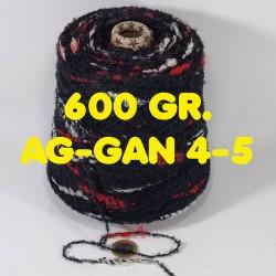 Z R30011 NEGRO BC ROJO 600 GR.