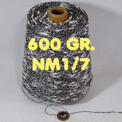 Z RAYONP NEGRO BLANCO 600 GR.
