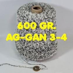 W ART 4522 C/01 GRIS NEGRO...