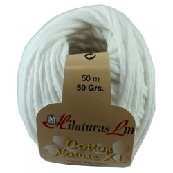 XL NATURE OVILLO 50 BLANC