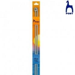 AGUJAS ABS DE 40 Cm RF.34668 - 9 Mm