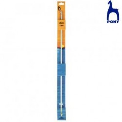 GANCHILLO TUNECINO 2 PUNTAS RF43951-7MM