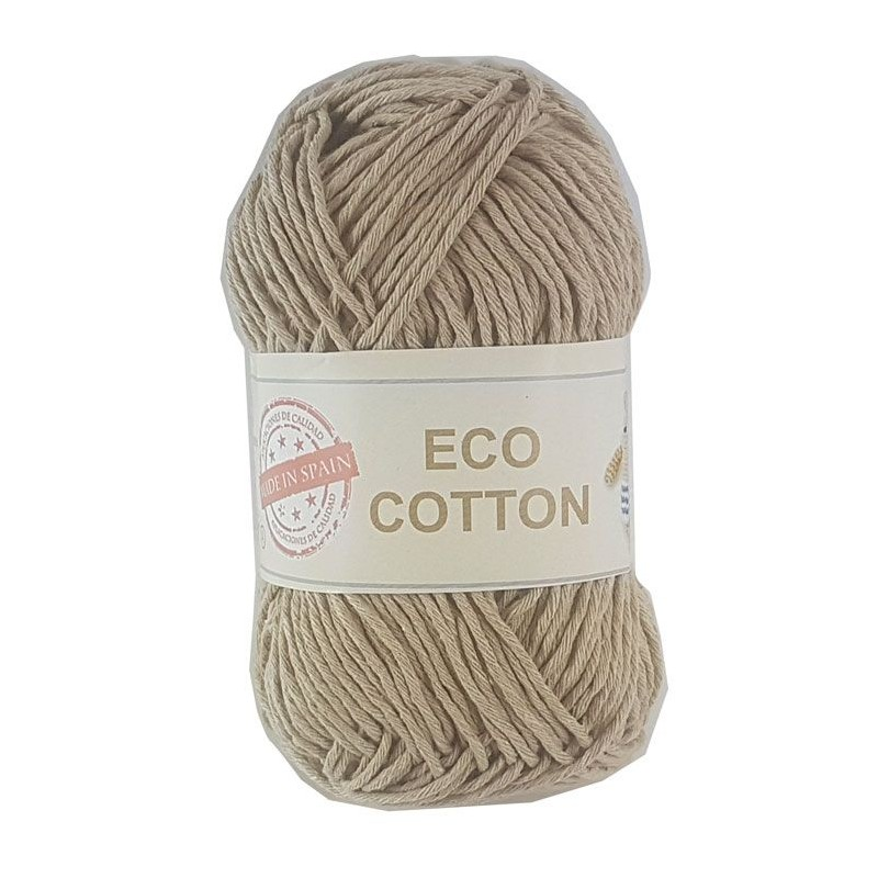 ECO COTTON 010 BLANC
