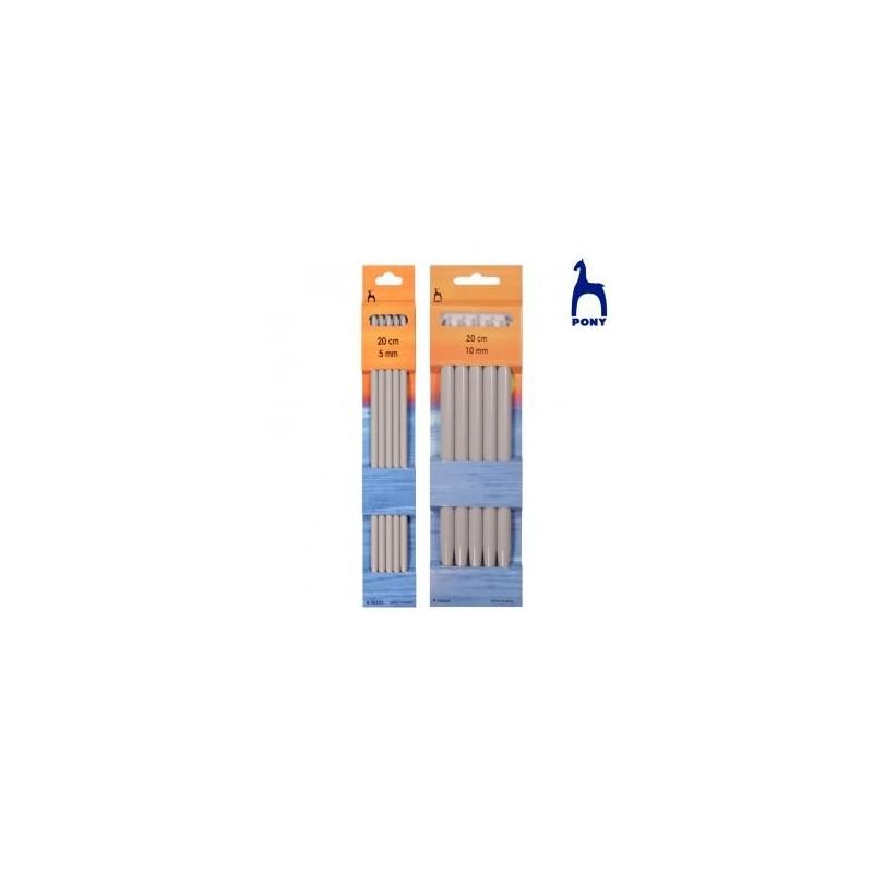 AGUJAS CALCETINES RF.36622- 5 MM