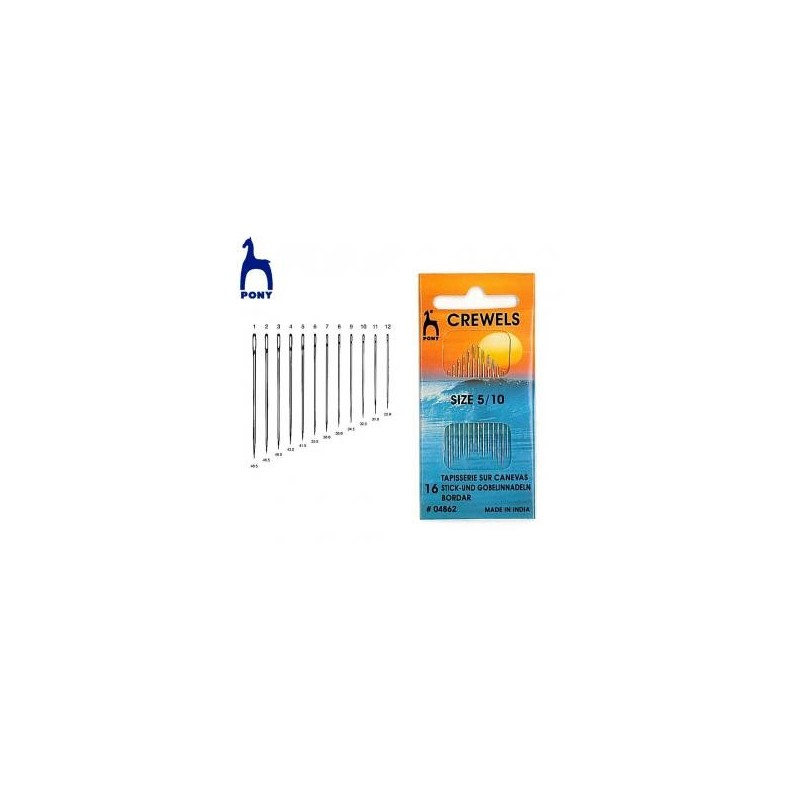 04861 EMBROIDERY NEEDLES