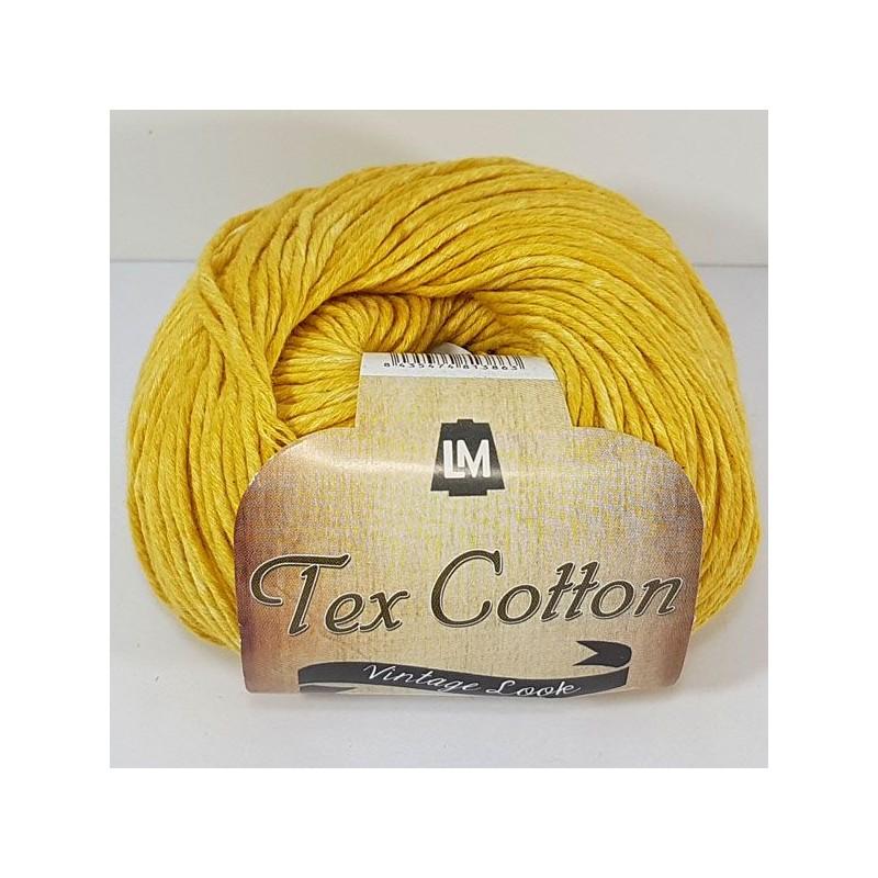 TEX COTTON 110 MOSTAZA
