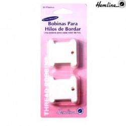 HM3006.P BOBBINS OF THREAD OF PLASTIC