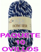 BOMBER 10 OVILLOS(12,50€)