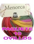 MENORCA 10 BALLS (10,50)