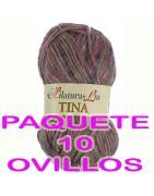TINA 10 OVILLOS (16,50€)