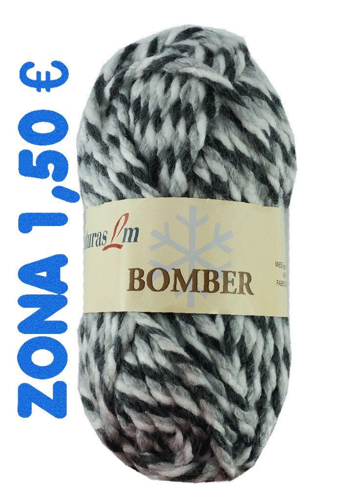 BOMBER MOULINÉ  (1,50€)