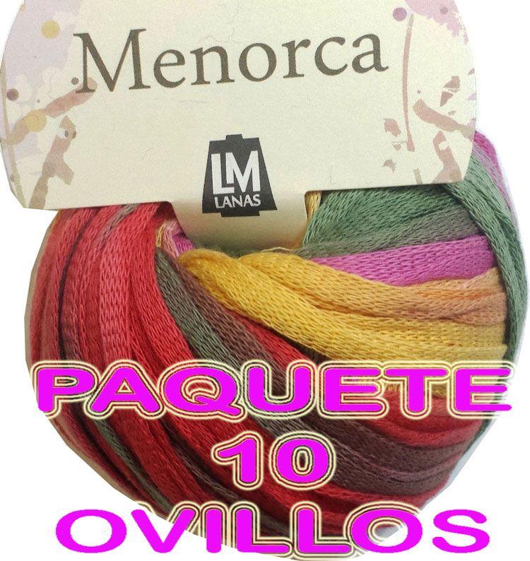 MENORCA 10 PELOTES (10,50)